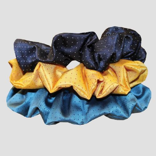 Equetech Ultra Pin Spot Hair Scrunchie